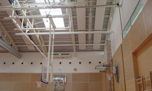 Bild sporthalle