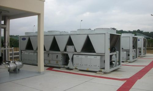 Kaeltemaschine z