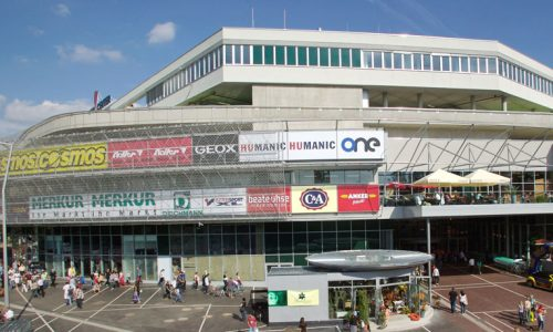 Stadioncenter wien