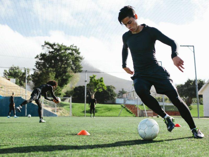 Coaching wird bei KGT großgeschrieben, ebenso wie im Fußball.